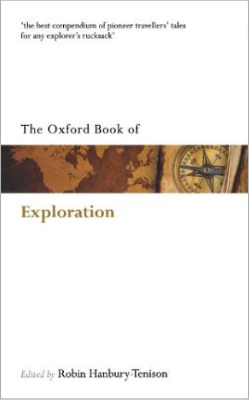 THE OXFORD BOOK OF EXPLORATION Book cover