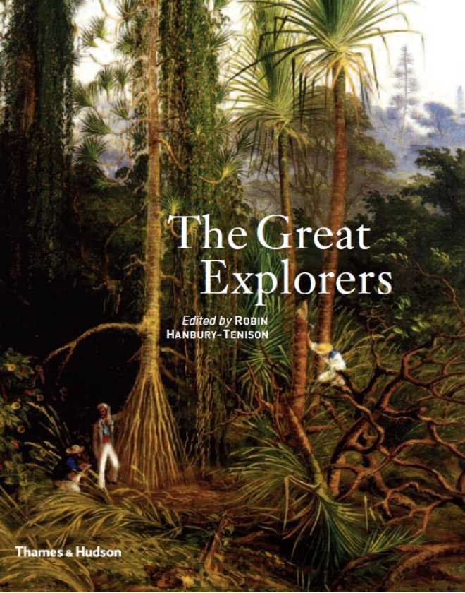 The great Explorers Book cover