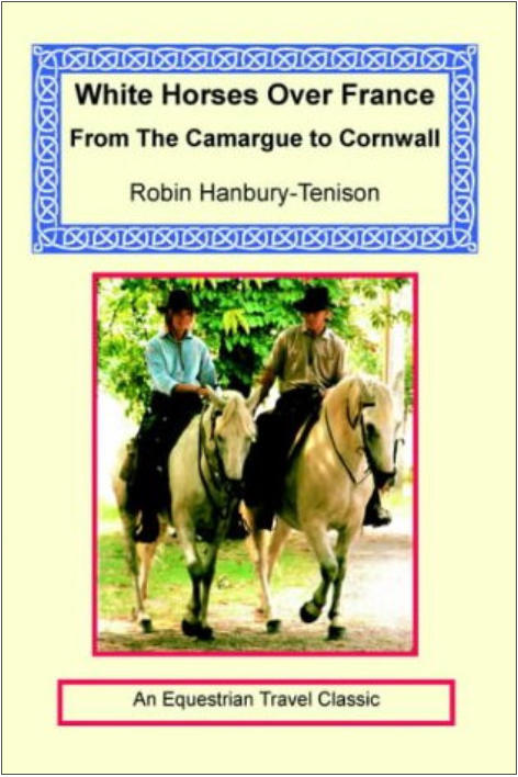 WHITE HORSES OVER FRANCE Book cover