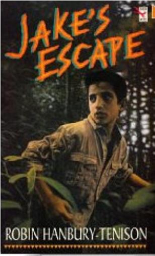 JAKE'S ESCAPE Book cover