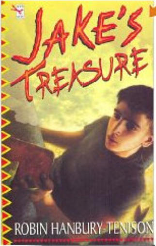 JAKE'S SAFARI Book cover