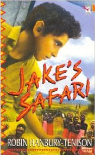 JAKE'S TREASURE Book cover